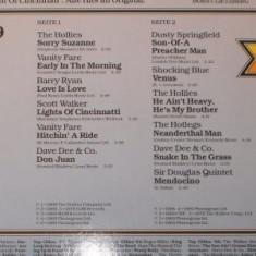 Top Oldies '69 Karussell 2872 212 disc vinil LP compilatie pop, rock - Muzica Pop
