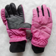 Manusi ski dame Alive Thinsulate Insulation 40 gram; marime 6; stare excelenta - Echipament ski