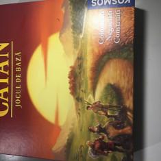 Catan jocul de baza - Joc board game