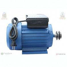 Motor Electric Monofazat 2.5Kw - 1500 Rotatii/min - TROIAN Albastru