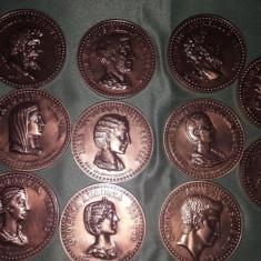 Unicat-Set Medalii împărați romani