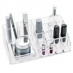 Suport cosmetice mini organizer - Trusa manichiura