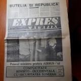 expres magazin 31 august- 6 septembrie 1990-articol despre maresalul antonescu