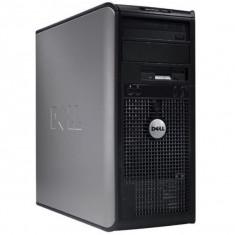 Calculator Dell Optiplex 330 Tower, Intel Core 2 Duo E8400 3.0 GHz, 2 GB DDR2, DVD - Sisteme desktop fara monitor