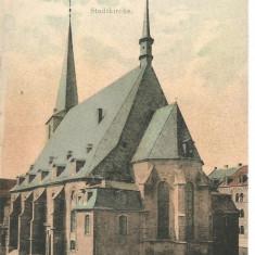 (A) carte postala(ilustrata)-GERMANIA-Gruss aus Weimar