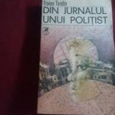 Traian Tandin Din jurnalul unui politist# - Carte politiste