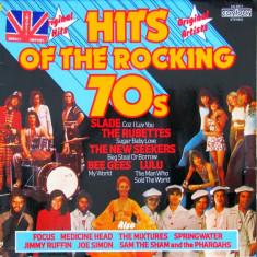 Hits Of The Rocking 70s (Contour CN 2011) disc vinil LP compilatie pop, rock
