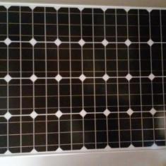 Vand sistem / kit fotovoltaic 50W monocristalin. 12V rulote, barci...