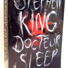 DOCTEUR SLEEP par STEPHEN KING , 2013