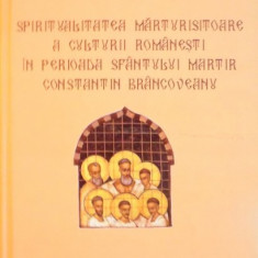SPIRITUALITATEA MARTURISITOARE A CULTURII ROMANESTI IN PERIOADA SFANTULUI MARTIR CONSTANTIN BRANCOVEANU, VOL. I de STEFAN ZARA, 2014 - Carti Crestinism