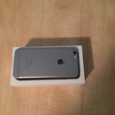 Vand Iphone 6 nou, Gri, 16GB, Neblocat