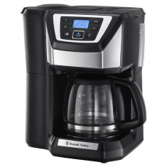 Cafetiera Russell Hobbs Russel Hobbs Chester Grind and Brew 1025W 1.25 Litri Negru
