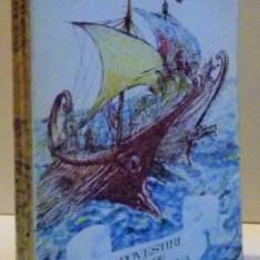 POVESTIRI DE PE MEDITERANA, 1976, ILUSTRATIILE DE MARCEL CHIRNOAGA - Carte de povesti