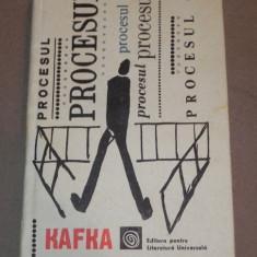 PROCESUL KAFKA FRANZ - Carte in germana