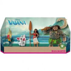 Set 4 Figurine Vaiana - Figurina Povesti Bullyland