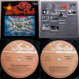 The Star Club Anthology Vol.4 disc vinil LP compilatie rock