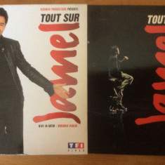 JAMEL DEBOUZZE - TOUT SUR - SPECTACOL STAND UP COMEDY DVD ORIGINAL - Teatru, Franceza