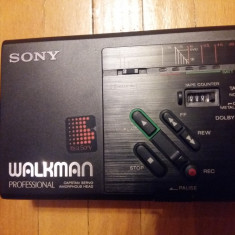 Walkman Sony WM-D3 Professional walkman cassette recorder - Casetofon