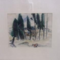STEFAN CONSTANTINESCU, PEISAJ - Pictor roman