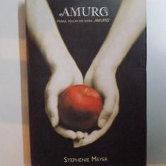 AMURG de STEPHENIE MEYER, 2008 - Nuvela