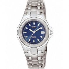 Ceas original Citizen Super Titanium EW0650-51L - Ceas barbatesc