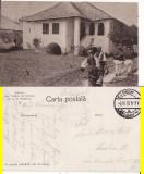 Campulung Muscel (Arges)- In curtea manastirii- rara, Circulata, Printata