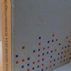 PETITE HISTOIRE DE LA TCHECOSLOVAQUIE, 1969 - Istorie