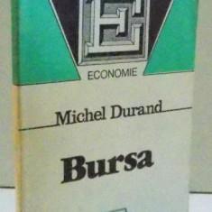 5 REPERE ECONOMICE, BURSA, 1992 - Carte Marketing