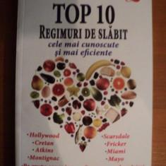 TOP 10 REGIMURI DE SLABIT, CELE MAI CUNOSCUTE SI MAI EFICIENTE de JULIA HOBBS
