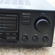 Amplificator Onkyo TX 7830 - Amplificator audio Onkyo, 81-120W
