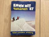 Komm mit 87 rumanien reisen wandern erholung in germana turism hobby calatorie, Alta editura