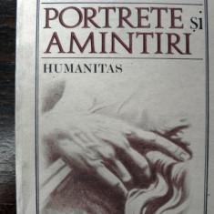 Portrete si amintiri-I.G.Duca - Istorie