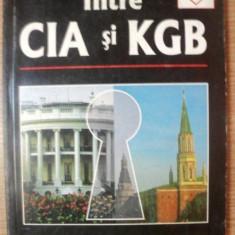 INTRE CIA SI KGB de V.P. BOROVICKA, 1999 - Istorie