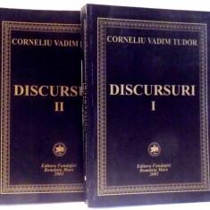 DISCURSURI de CORNELIU VADIM TUDOR, VOL I-II , 2001