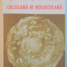 BIOLOGIE SI PATOLOGIE CELULARA SI MOLECULARA de VIOREL PAIS, 1995 - Carte Biologie