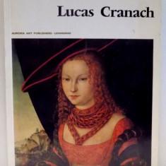 MASTERS OF WORLD PAINTING, LUCAS CRANACH, 1976 - Carte Istoria artei