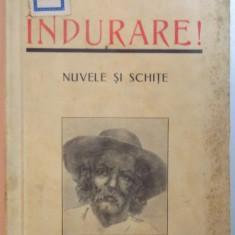 INDURARE! NUVELE SI SCHITE de PAUL BUJOR 1939, DEDICATIE* - Nuvela