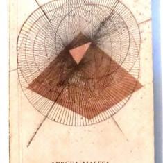 SFINXUL de MIRCEA MALITA, COPERTA SI ILUSTRATII de MARCEL CHIRNOAGA, 1969 - Carte in alte limbi straine