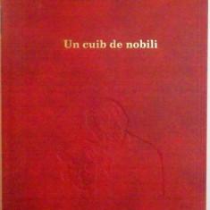 UN CUIB DE NOBILI de I. S. TURGHENIEV, 2011 - Roman
