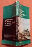 Sensibilitate Si Istorie In Secolul XVIII Romanesc - Stefan Lemny, Alta editura