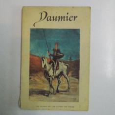 HONORE DAUMIER de ROBERT REY - Carte Istoria artei