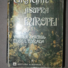 URAGAN ASUPRA EUROPEI-VINTILA CORBUL SI EUGEN BURADA 1979 - Roman