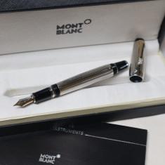 Stilou MontBlanc Silver Model exclusivist
