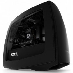 Carcasa NZXT Manta black window - Carcasa PC NZXT, Mini tower