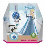 Set Figurine Elsa si Olaf cu Medalion - Olafs Frozen Adventure, Bullyland
