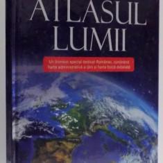 ATLASUL LUMII, EDITIA A II- A de CONSTANTIN FURTUNA, 2016 - Carte Geografie
