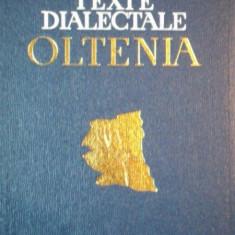 OLTENIA, TEXTE DIALECTALE LUI BORIS CAZACU, BUC. 1967 - Carte Fabule