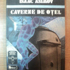 CAVERNE DE OTEL de ISAAC ASIMOV , 1992