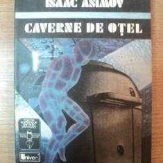 CAVERNE DE OTEL de ISAAC ASIMOV, 1992 - Roman
