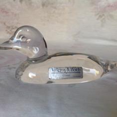 Presse papier / paperweight din cristal Villeroy & Boch - Figurina/statueta